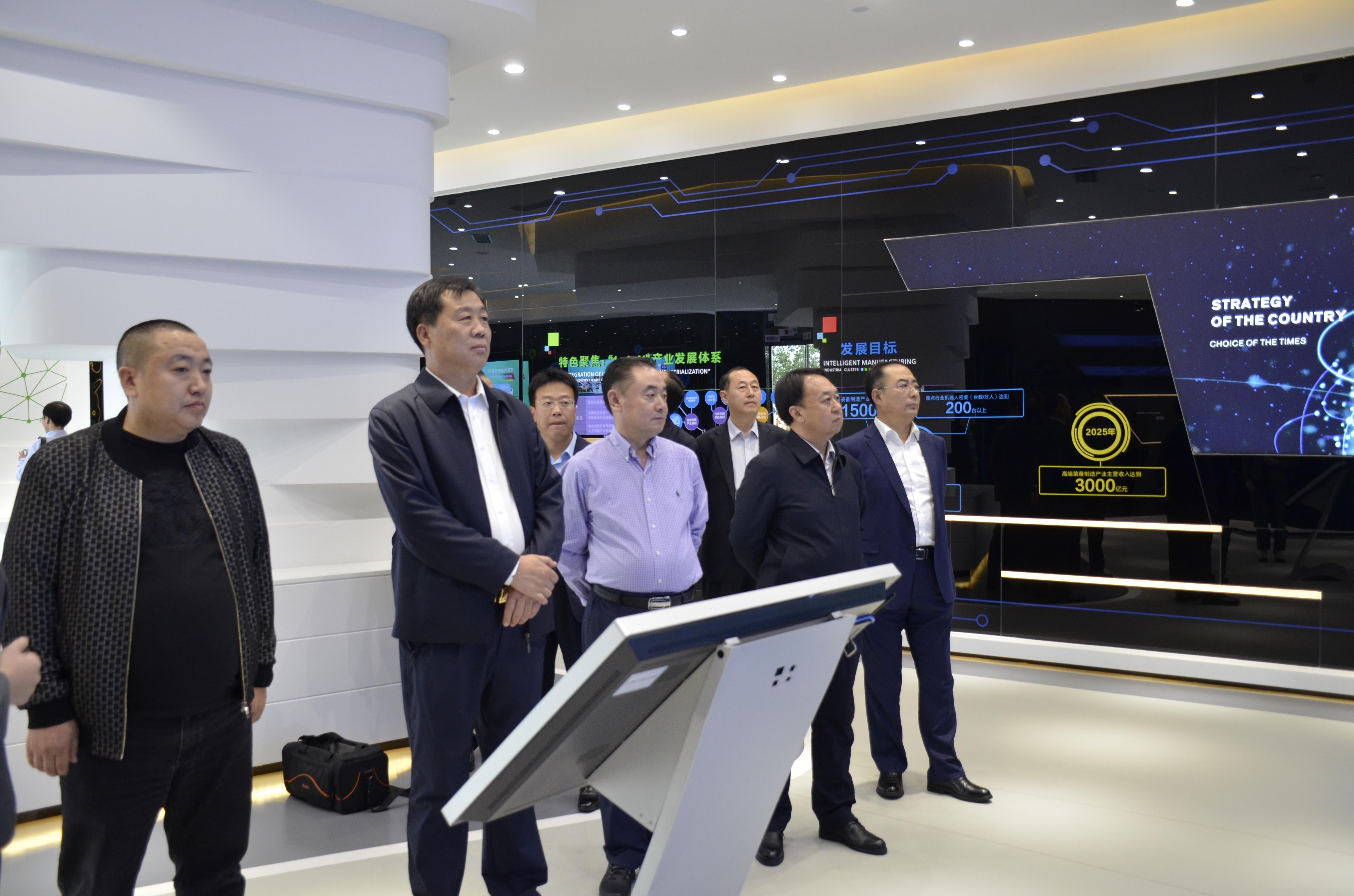 平鲁区在南京举办农业项目对接活动
