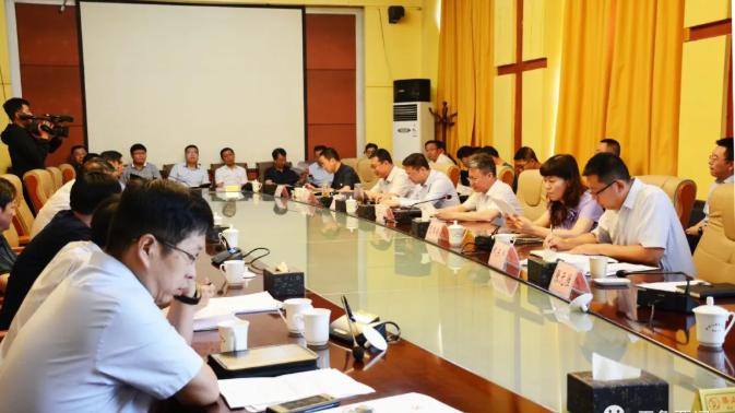 我区召开生态环境保护委员会第一次全体会议暨突出...