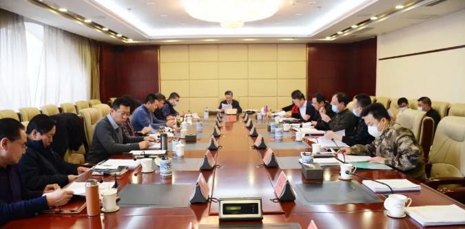 区委常委(扩大)会第一次会议召开