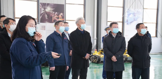 省安委办来平考核2020年度安全生产和消防工作