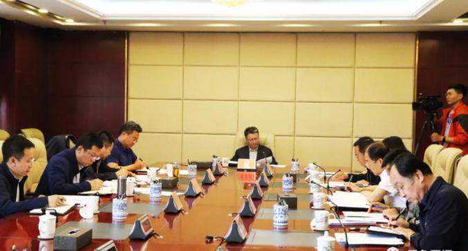 马占文主持召开区委常委会第二十二次会议